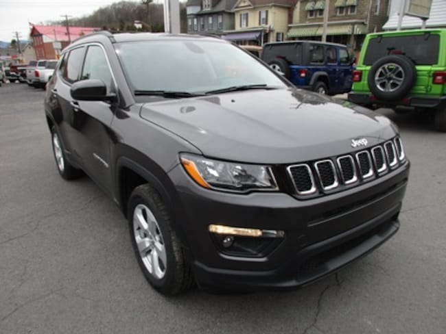 New 2019 Jeep Compass LATITUDE 4X4 Sport Utility for sale/lease in Lewistown