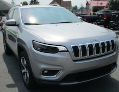 New 2019 Jeep Cherokee LIMITED 4X4 Sport Utility State College, PA