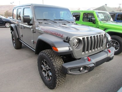 Jeep Wrangler For Sale In Pa >> New 2019 Jeep Wrangler Unlimited Rubicon 4x4 For