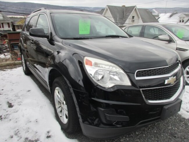 Used 2012 Chevrolet Equinox 1LT SUV Lewistown PA