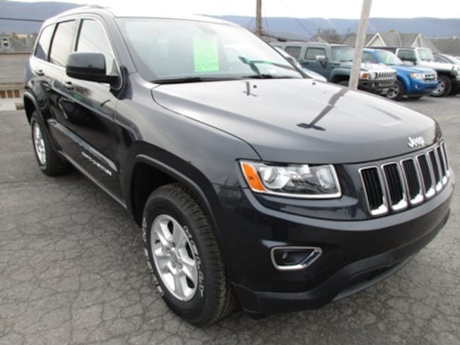Used 2015 Jeep Grand Cherokee Laredo SUV for sale in Lewistown, PA