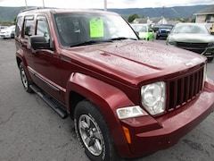Used 2008 Jeep Liberty Sport SUV 1J8GN28K78W105752 for sale in Lewistown, PA