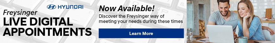 Freysinger Live Digital Appointments