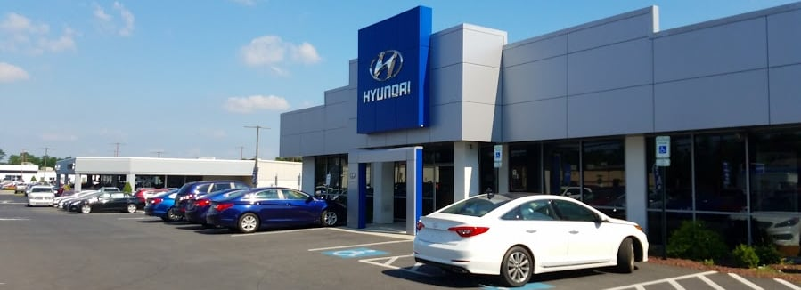 Freysinger Hyundai dealership in Mechanicsburg PA