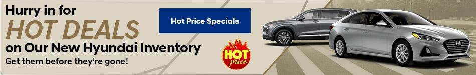 Hot Price Specials