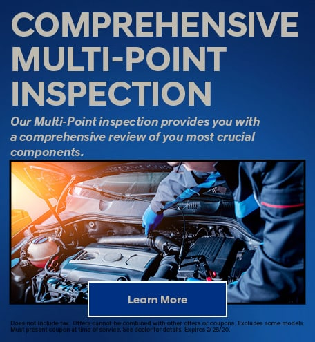 Comprehensive Multi-Point Inspection