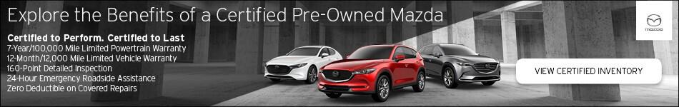 Mazda CPO Evergreen