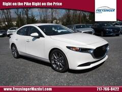 New 2019 Mazda Mazda3 Select Package Sedan in Mechanicsburg