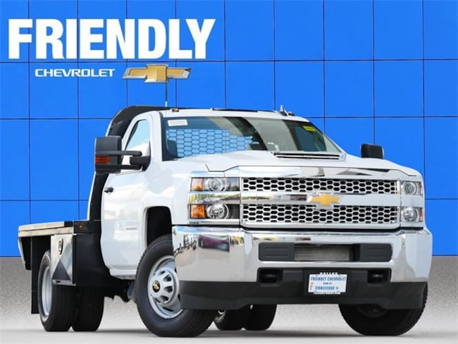 2019 Chevrolet Silverado 3500HD Work Truck Truck