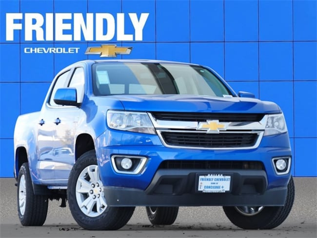 2019 Chevrolet Colorado LT Truck
