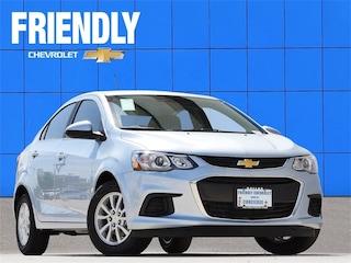 2018 Chevrolet Sonic LT Sedan