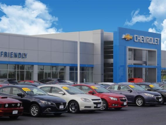 Shop The Robust Selection At Your Chevrolet Dealership In Springfield Il Friendly Chevrolet Inc