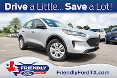 New 2020 Ford Escape S SUV LUB89520 in Crosby, TX