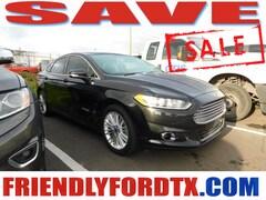 2013 Ford Fusion Hybrid SE Sedan 3FA6P0LU3DR192823