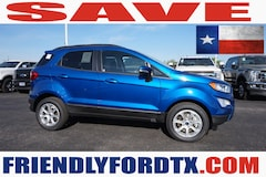 New 2019 Ford EcoSport SE Crossover in Crosby, TX