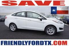 New 2019 Ford Fiesta SE Sedan KM121249 in Crosby, TX