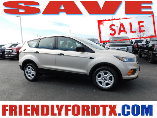 Used 2018 Ford Escape S SUV For Sale Near Houston, TX