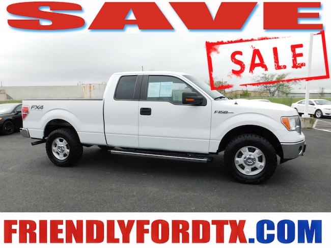 Used 2012 Ford F-150 XLT Truck For Sale Near Houston, TX