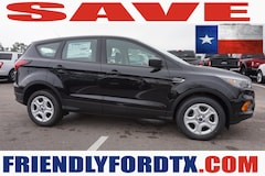New 2019 Ford Escape S SUV in Crosby, TX
