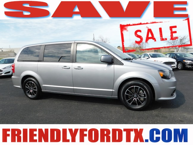 Used 2018 Dodge Grand Caravan SE Minivan/Van For Sale Near Houston, TX