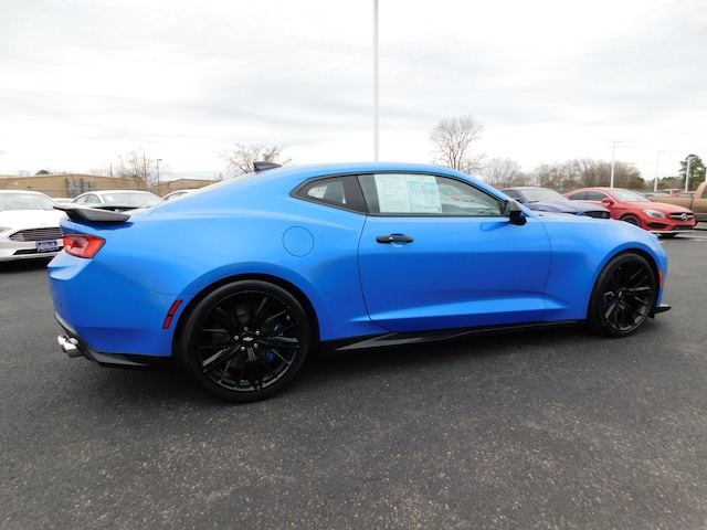 Used 2018 Chevrolet Camaro For Sale near Houston | Crosby TX | Vehicle VIN:  1G1FK1R61J0142563