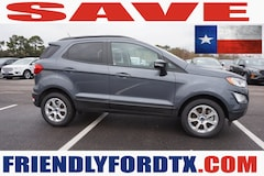 New 2018 Ford EcoSport SE Crossover in Crosby, TX
