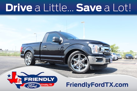 Featured Used 2019 Ford F-150 XLT Truck for Sale near Houston, TX