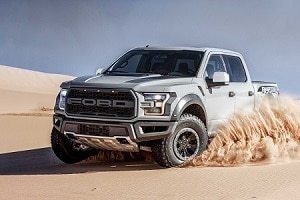 2018 Ford F-150 Performance