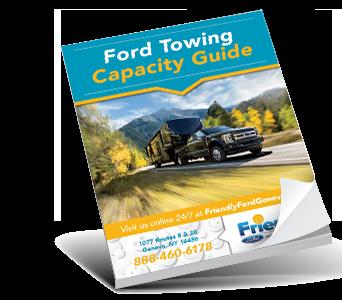 Ford Towing Capacity Guide Geneva NY | Friendly Ford