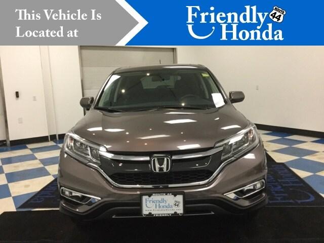2016 Honda CR-V EX AWD SUV