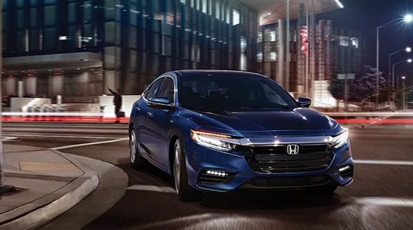 Review: 2019 Honda Insight