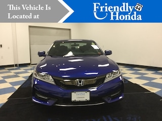 Certified Pre-Owned 2017 Honda Accord EX Coupe 1HGCT1A78HA008912 for Sale in Poughkeepsie