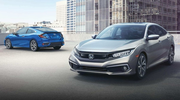Sneak Peek: 2019 Honda Civic