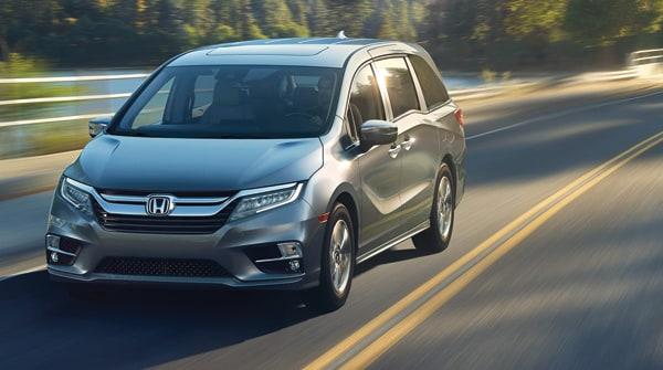 Review: 2019 Honda Odyssey