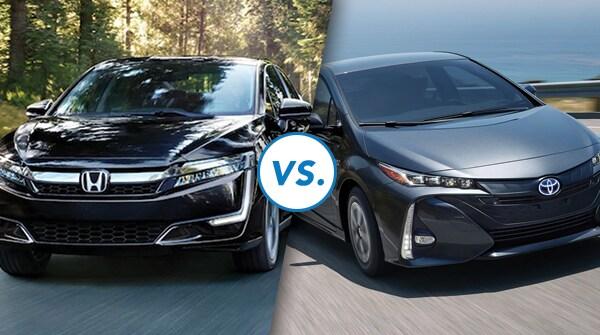 Comparison: 2019 Honda Clarity Plug-In vs 2019 Toyota Prius Prime