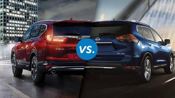 Performance And Capacity. Honda CR V