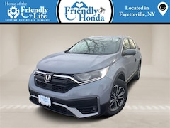 New 2021 Honda CR-V EX AWD SUV for Sale in Fayetteville NY
