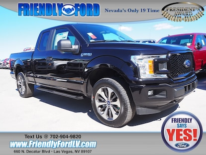 Friendly Ford Las Vegas >> New 2019 Ford F 150 For Sale At Friendly Ford Vin