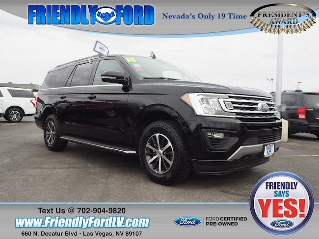 2018 Ford Expedition Max MAX XLT 4X4 SUV