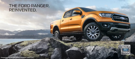 Friendly Ford Monroe Mi >> 2019 Ford Ranger Friendly Ford