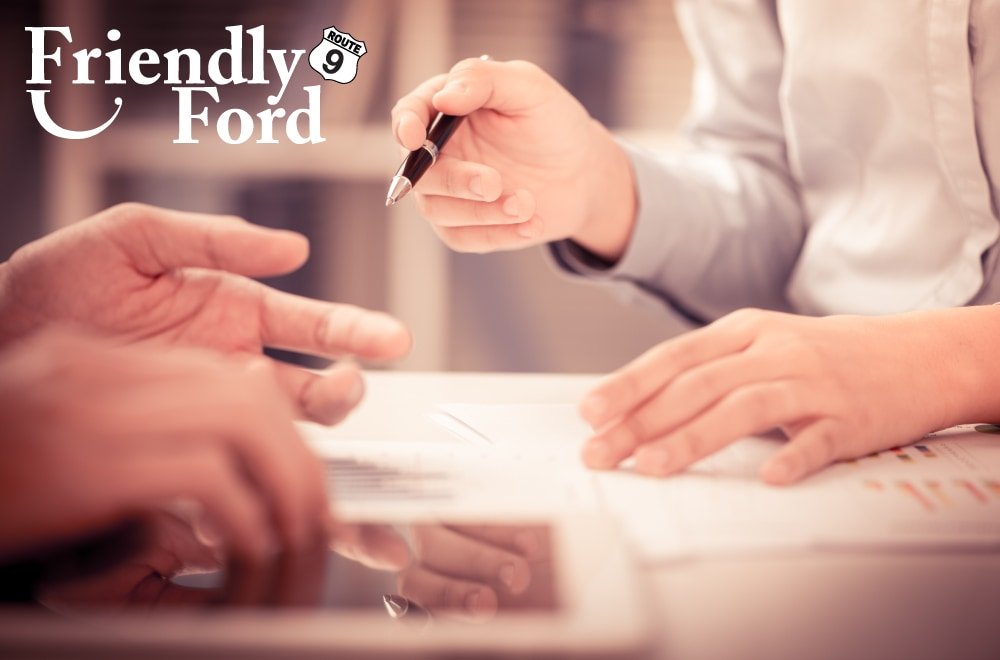 Ford Financing Department Friendly Ford