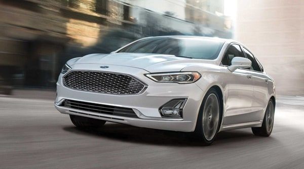 Review: 2019 Ford Fusion Hybrid