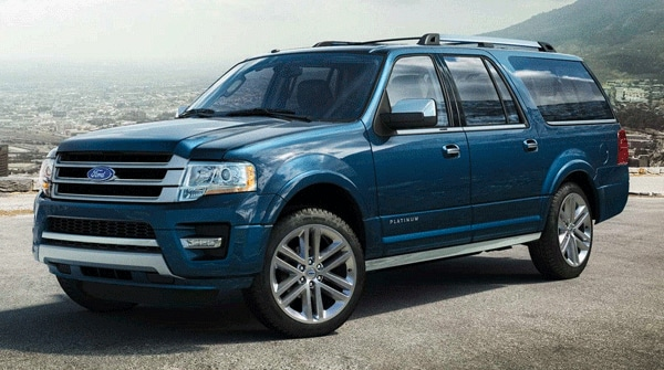 Friendly Ford Review 2017 Ford Expedition