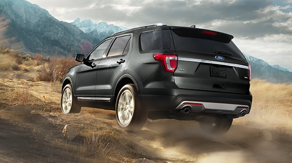 Review The New 2016 Ford Explorer Friendly Ford