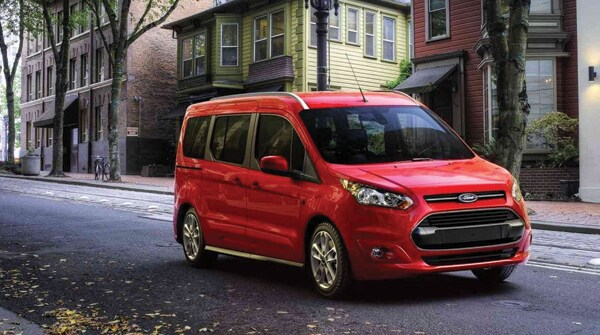 SNEAK PEEK: 2019 Ford Transit Connect