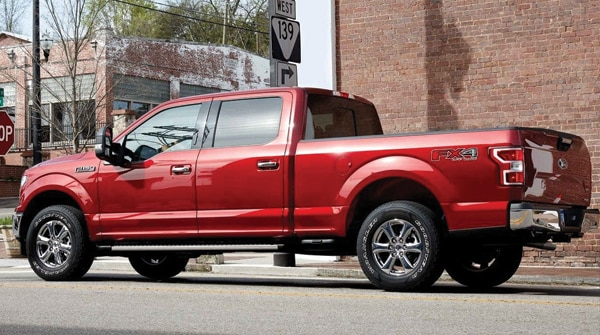 Review: 2018 Ford F-150 Engine options