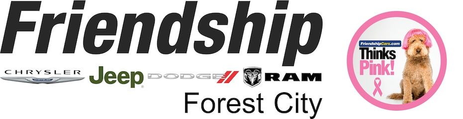 Friendship Chrysler Jeep Dodge Ram of Forest City