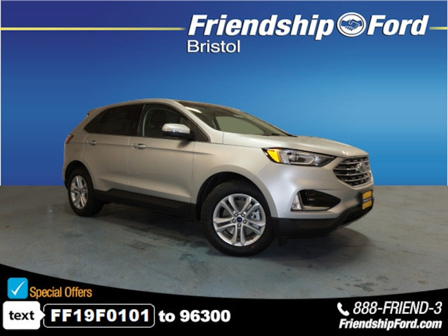 New 2019 Ford Edge SEL AWD SEL  Crossover in Bristol