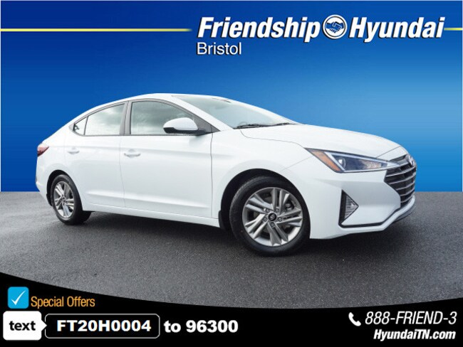 2020 Hyundai Elantra Value Edition Value Edition  Sedan