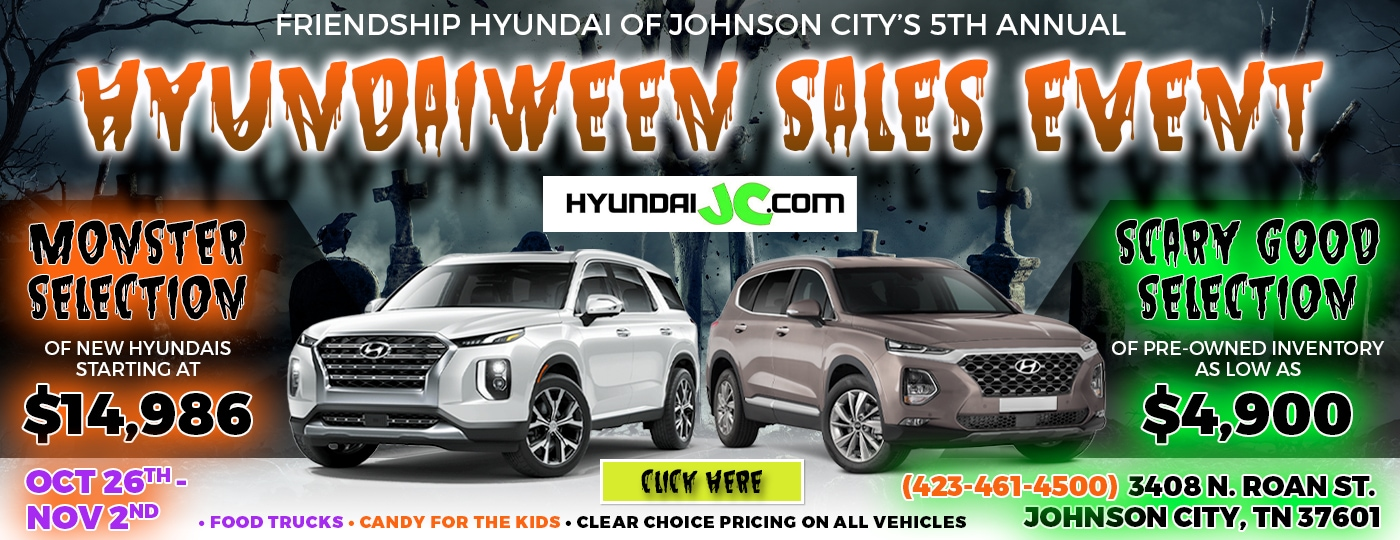 Friendship Hyundai Johnson City >> Johnson City New and Used Car Dealer | Friendship Hyundai ...